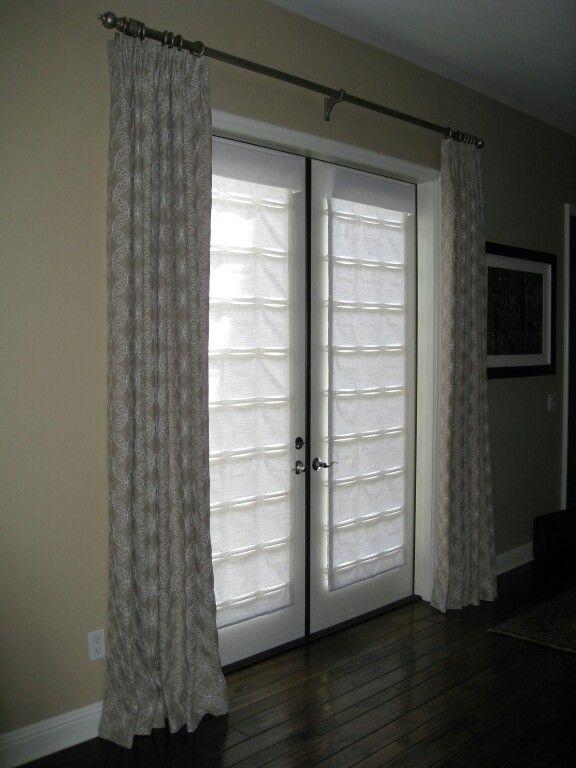 Pin By Bob Brannan On Doors Door Window Treatments Blinds