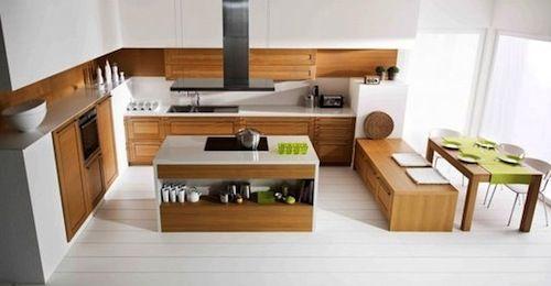 Cuisine Schmidt Bois Blanc Cuisine Moderne Cuisine Moderne Blanche Cuisine Moderne Design