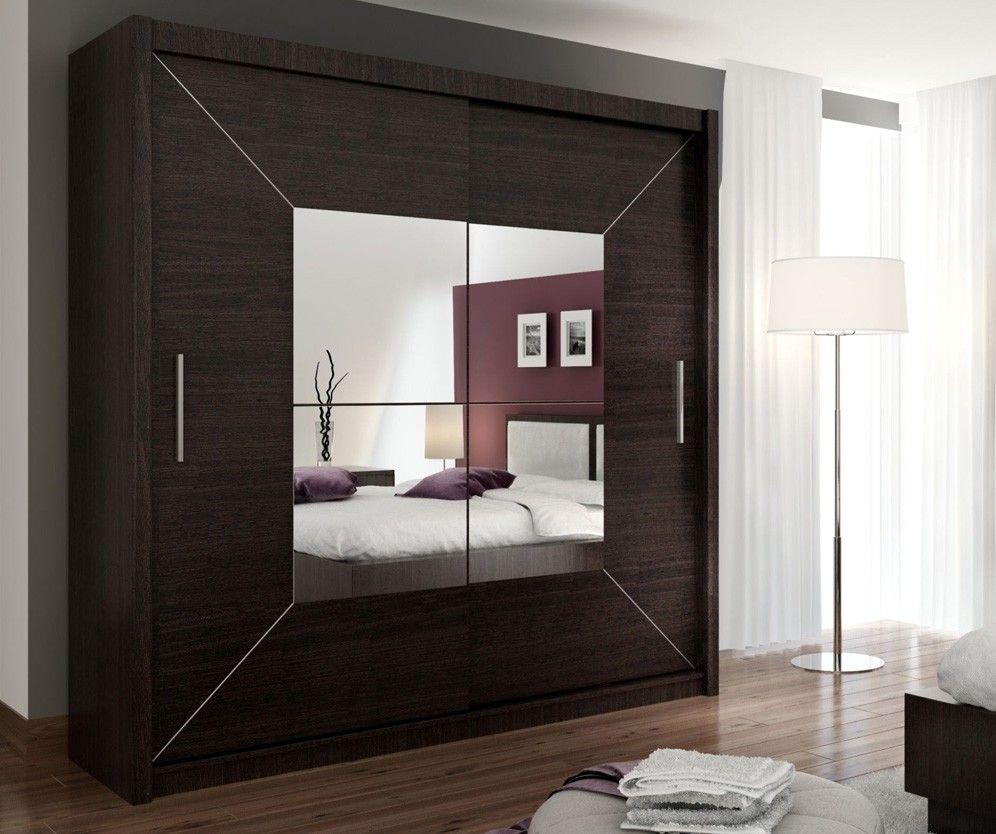 atlanta armoire pas cher - Armoire Chambre Moderne