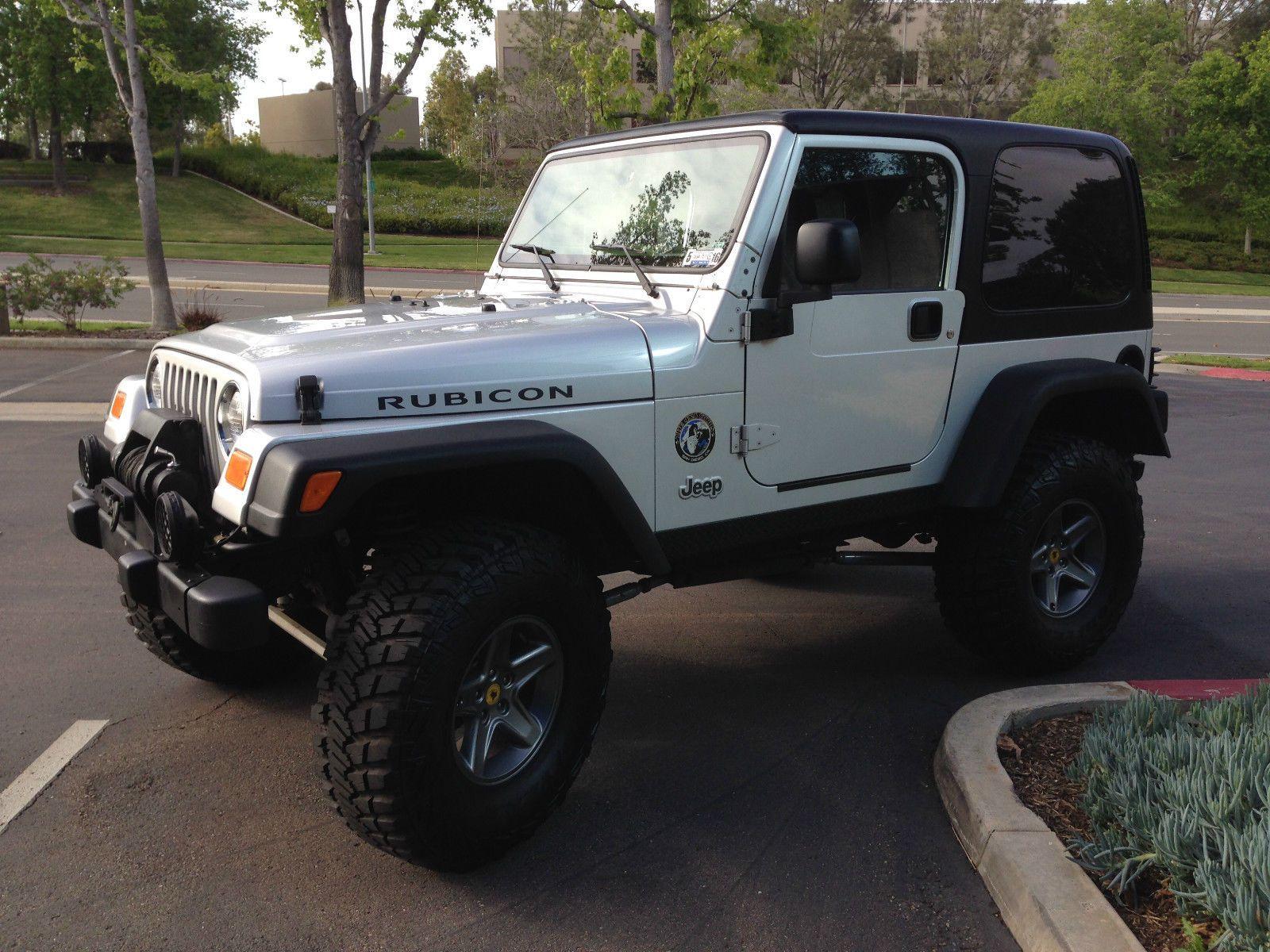 Jeep Wrangler Rubicon Sport Utility 2 Door eBay Jeep