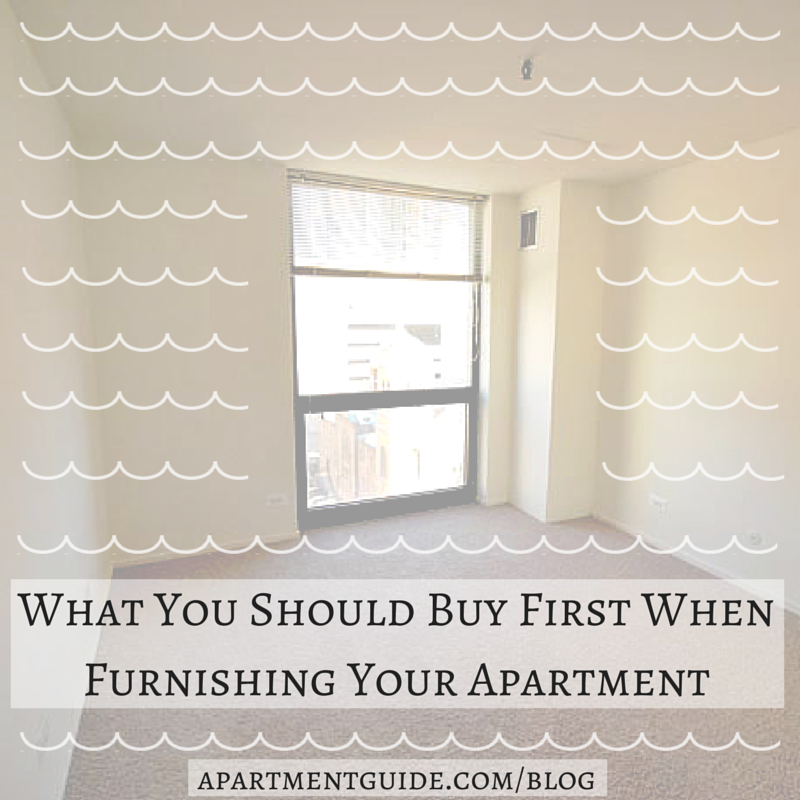 My Apartment Guide: Furnishing Your Apartment Is A Big Job, And Can Be Both