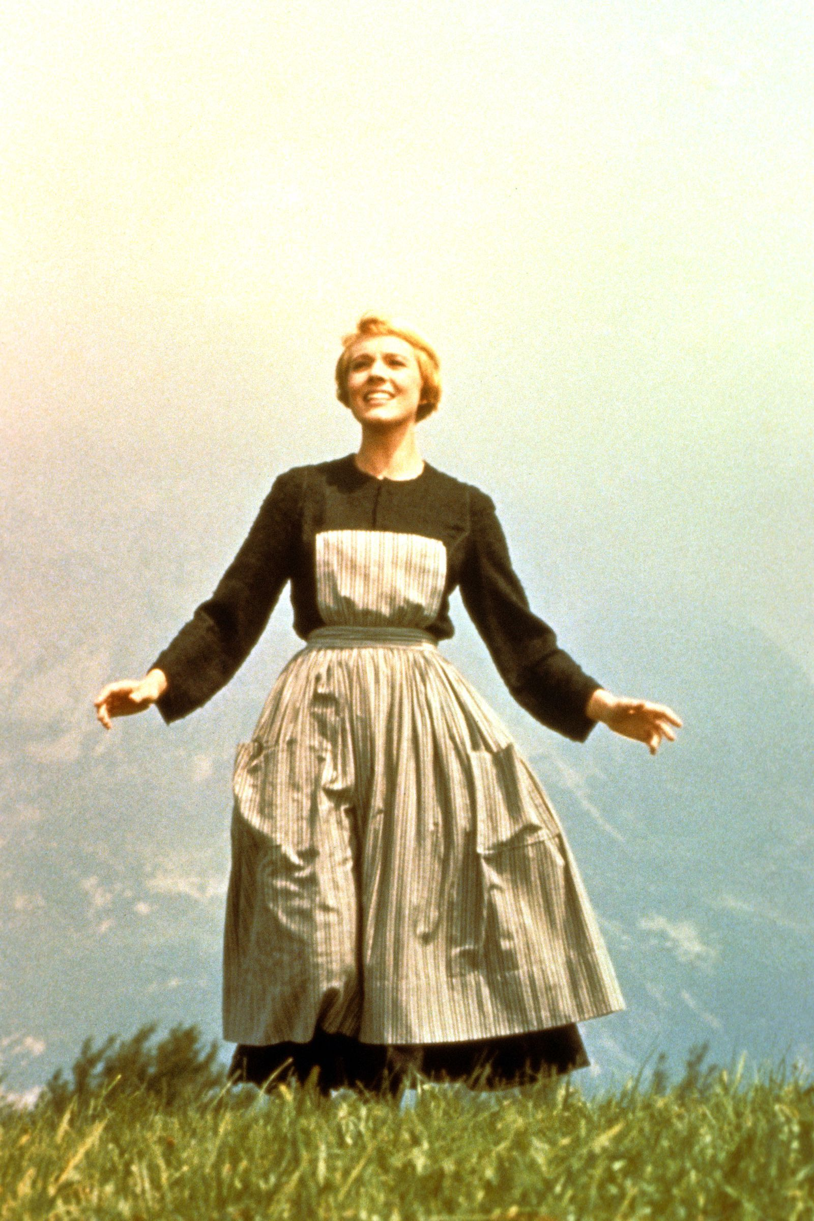The Most Stylish Moments From The Sound Of Music Sound Of Music Costumes Sound Of Music Stylish
