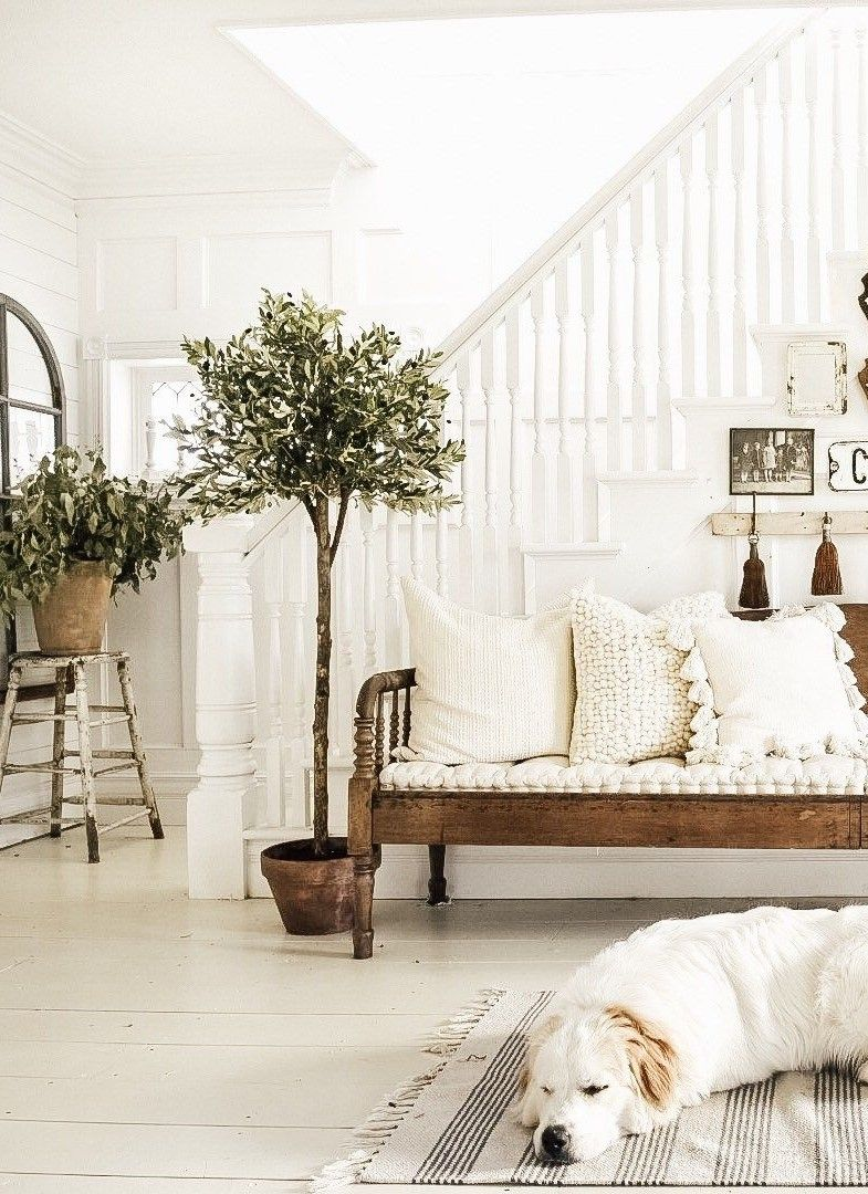 10 Awesome Indoor Benches And How To Style Them