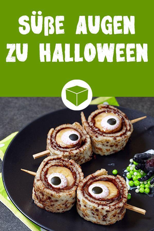 Schaurige Halloween Rezepte für eine Monsterparty #disneylandfood