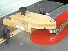 Photo of Thin Strip Ripping Jig