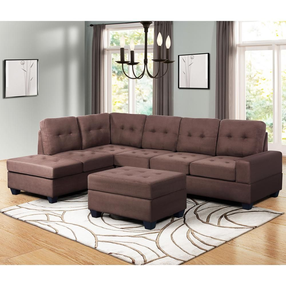 46++ 3 piece living room set with chaise ideas in 2021