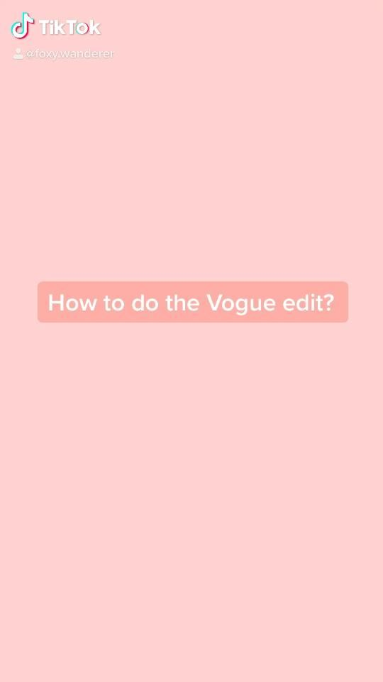 Editing Tips How To Edit For Vogue Magazine Cover Picsart Tutorial Video Photography Editing Photo Editing Photo Manipulation
