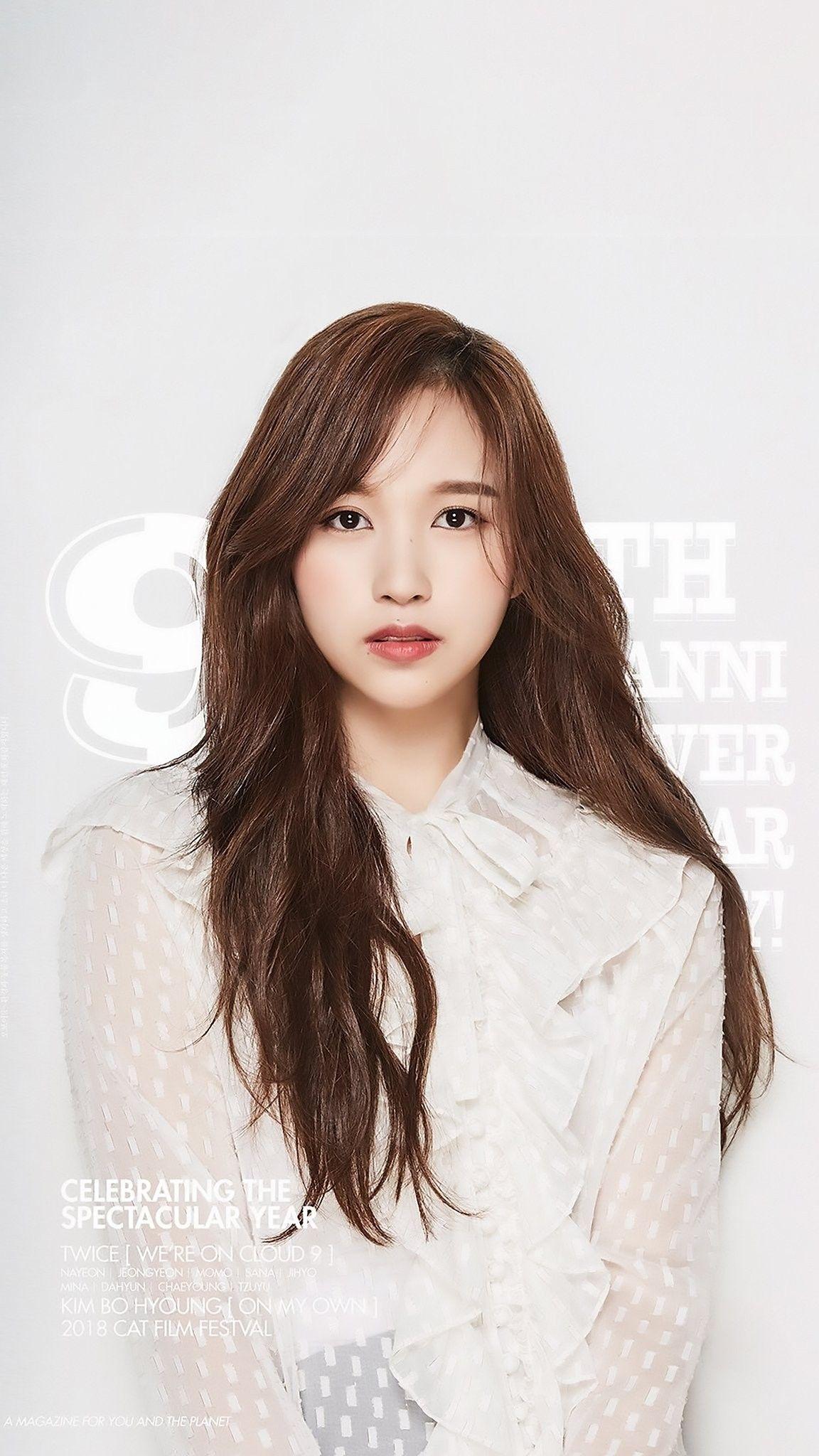 Twice Ohboy Magazine Wallpaper In 2019 Cute Korean Girl