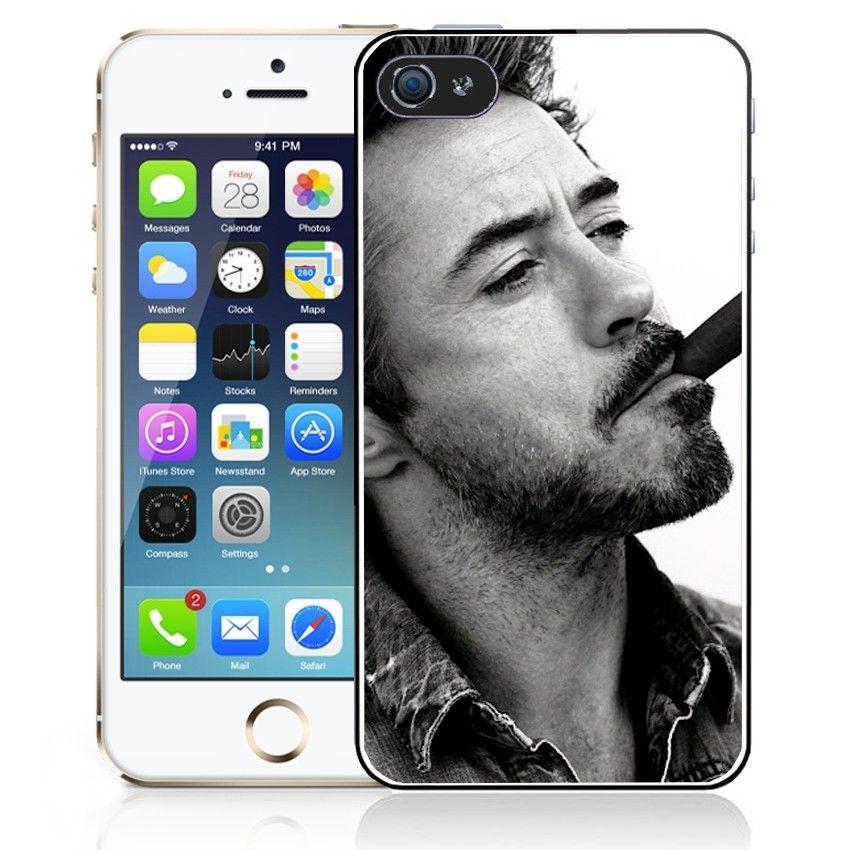Coque téléphone Robert Downey Jr