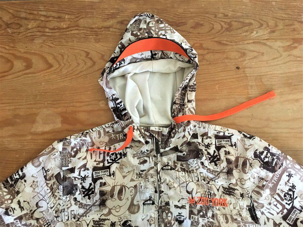 dc8011df Men's Zoo York windbreaker size Large NY graffiti skate jacket streetwear  hoodie #fashion #clothing #shoes #accessories #mensclothing #coatsjackets  (ebay ...