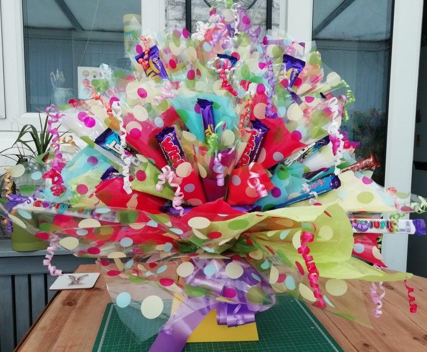 Chocolate bouquet by Bee Sweet. happybirthday beesweet
