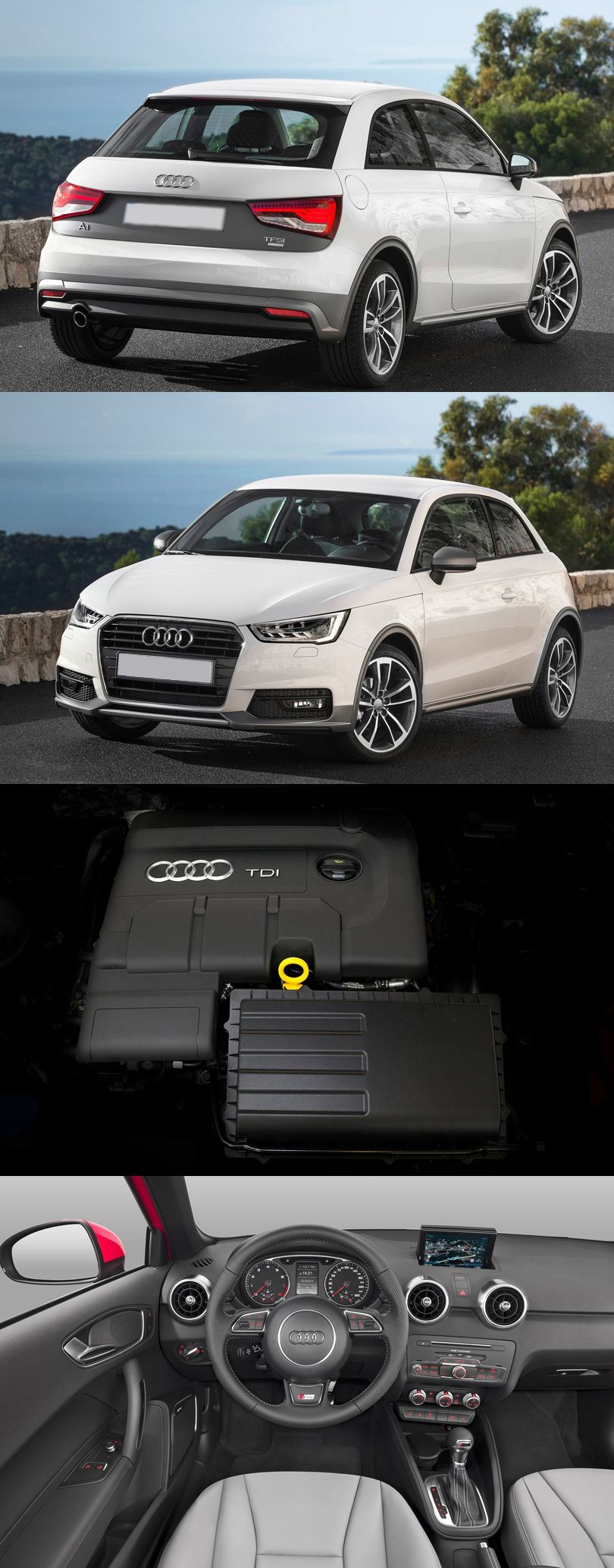 Audi a1 is a great hatchback of all times german car