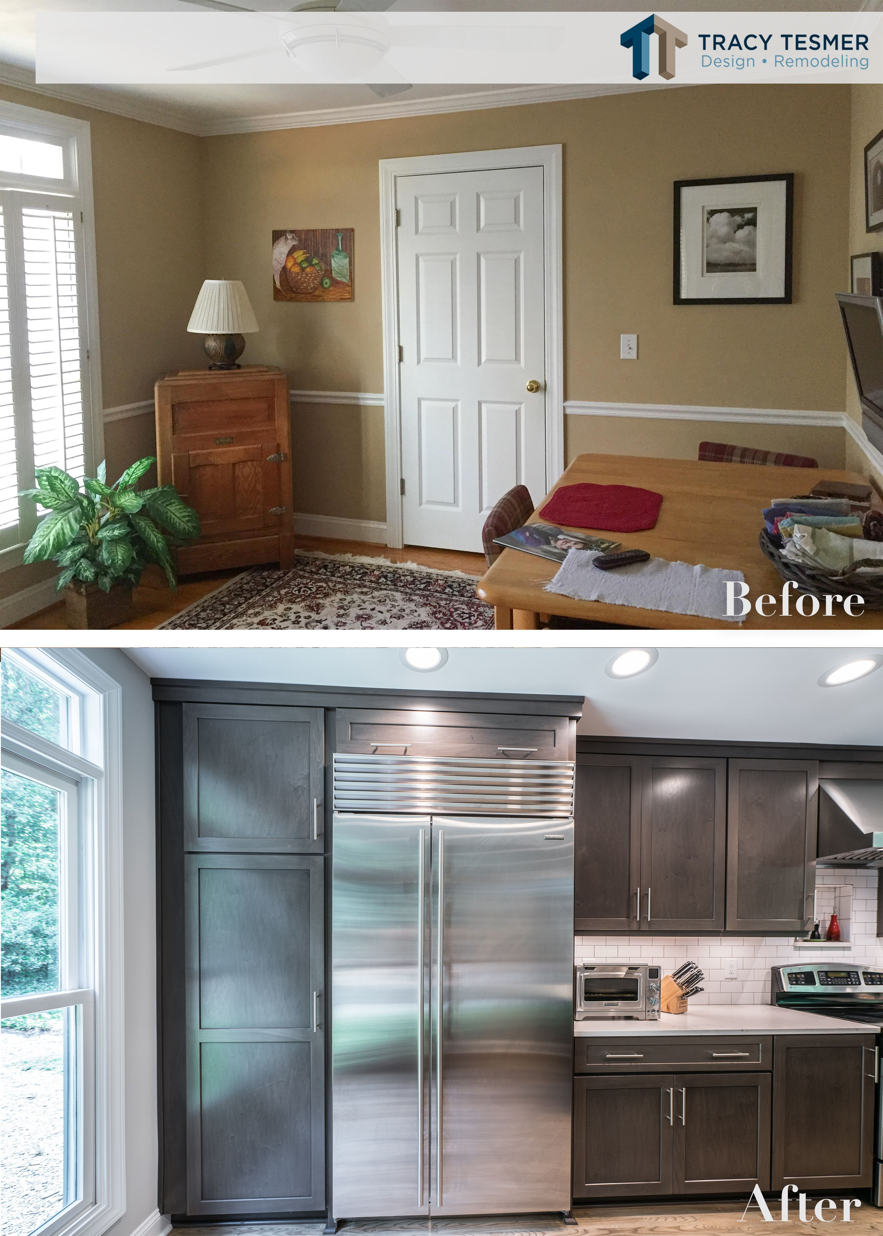 Kitchen Before And After Kitchen Remodel Cost Kitchen Remodel Kitchen Styling