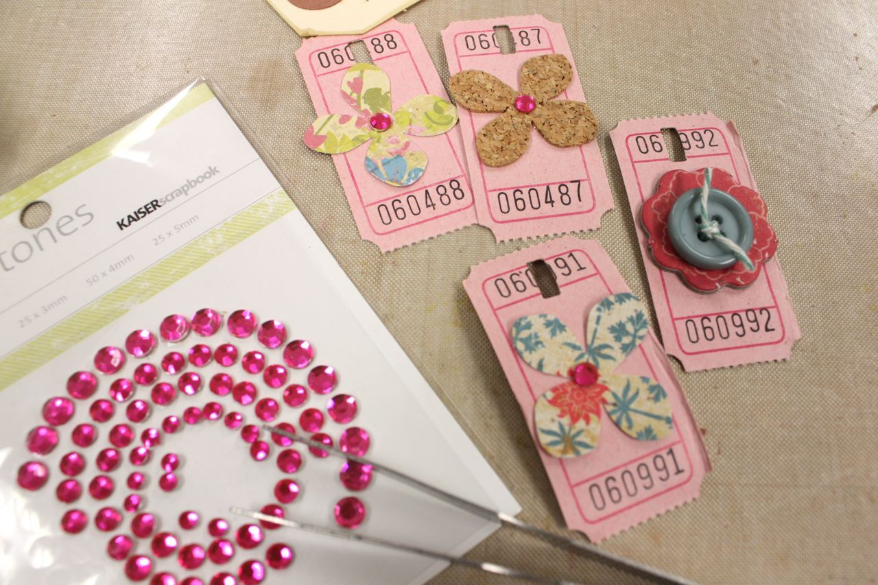 tags by michelle wooderson