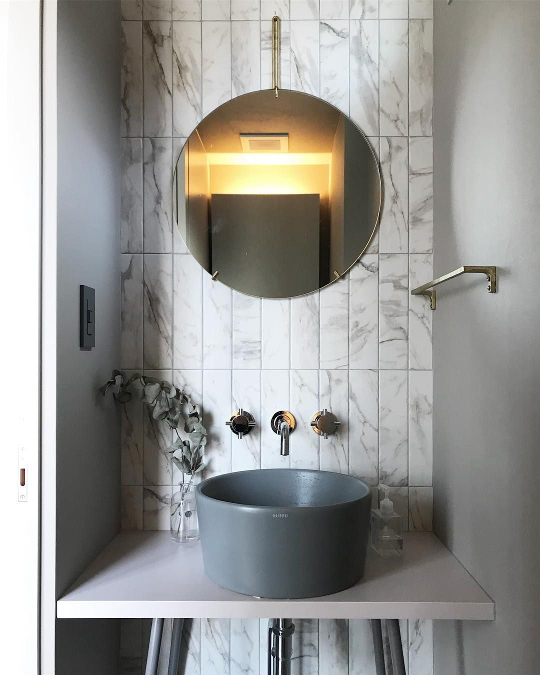 Sena Home On Instagram 2階リビングの我が家はトイレの洗面も少し