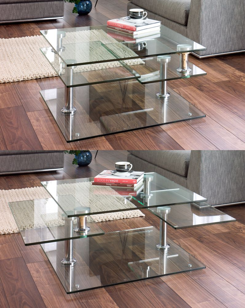 50 Popular Modern Coffee Table Ideas For Living Room Sweetyhomee Centre Table Living Room Center Table Living Room Living Table [ 1024 x 1024 Pixel ]