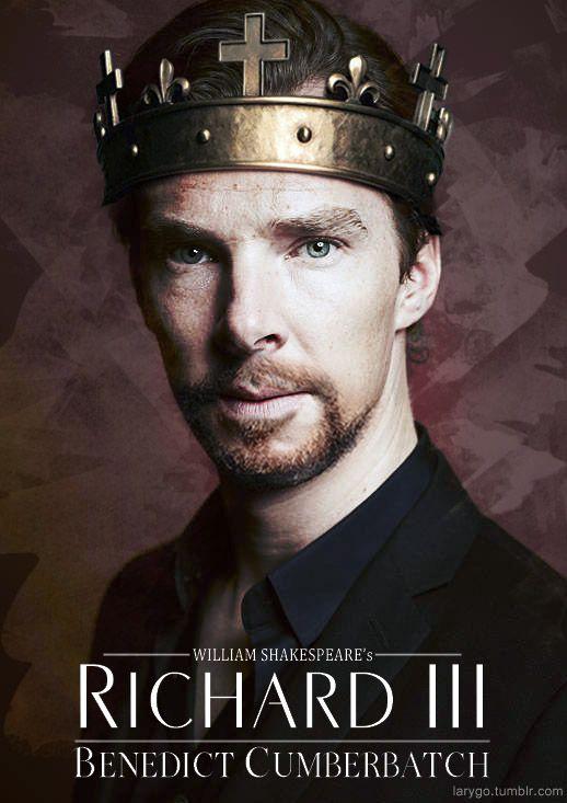 Benedict Cumberbatch To Play Richard Iii On Bbc2 Benedict