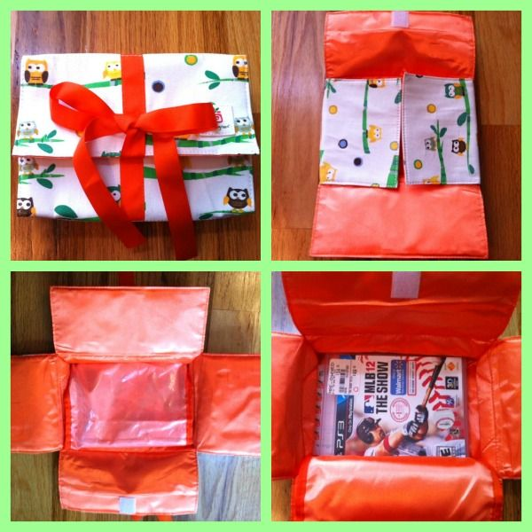 How to wrap your gifts with fabric - boxes and bags
