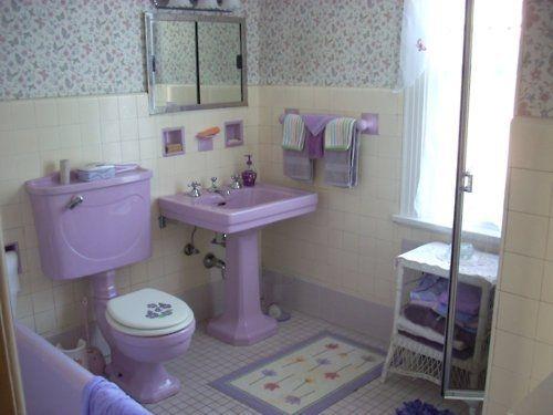 Purple Bathroom Ideas: Everything Purple