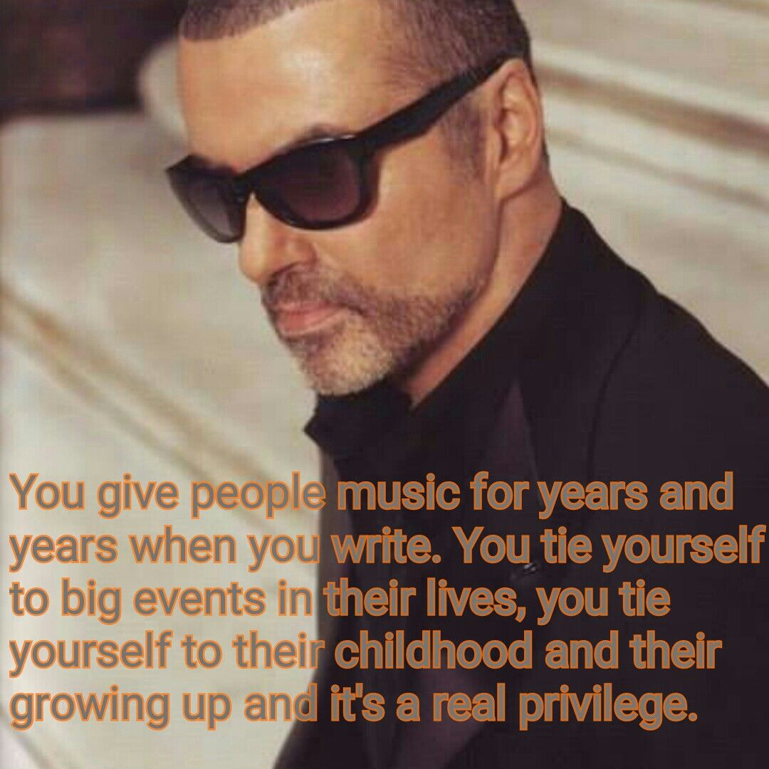 George Michael. This Is Why I Love Him!