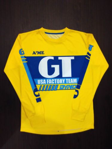 GT BIKES BICYCLE COMPANY LOGO T-SHIRT IN ALL COLOR USA SIZE