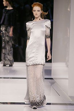 Chanel Haute Couture Autumn/Winter 2009/2010