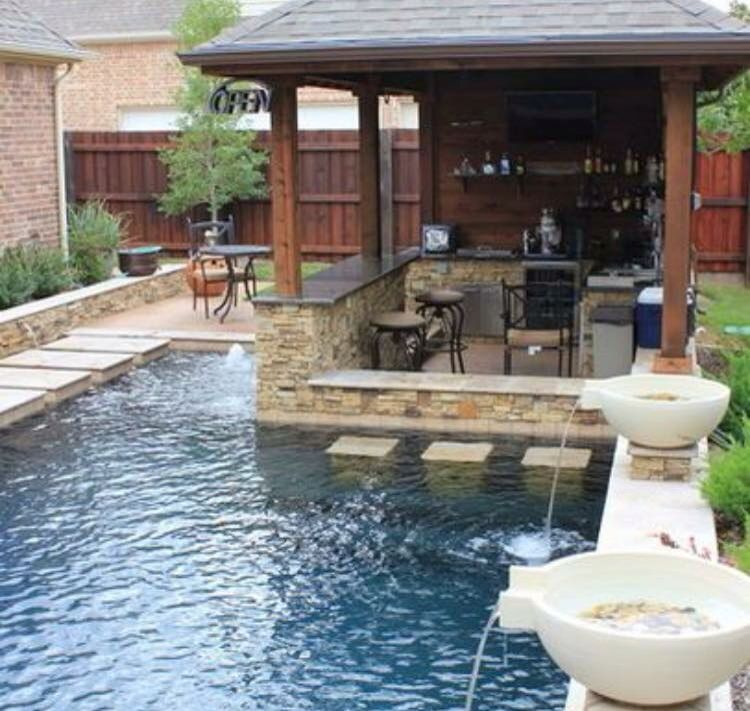 Dream Pool Dream House Pinterest Garden Awesome Pools And Stunning Awesome Pools Backyard Design
