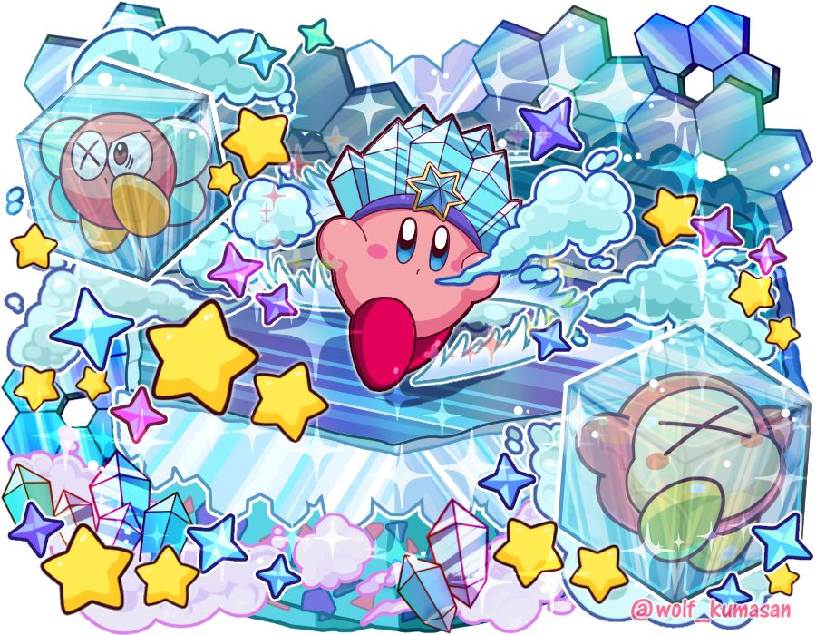 Hey Ice Kirby, ya think you can give us a white christmas? The Snow ...