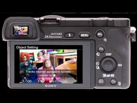 Sony a6000, a6300, A7 Quick Tip - How to Auto Focus your
