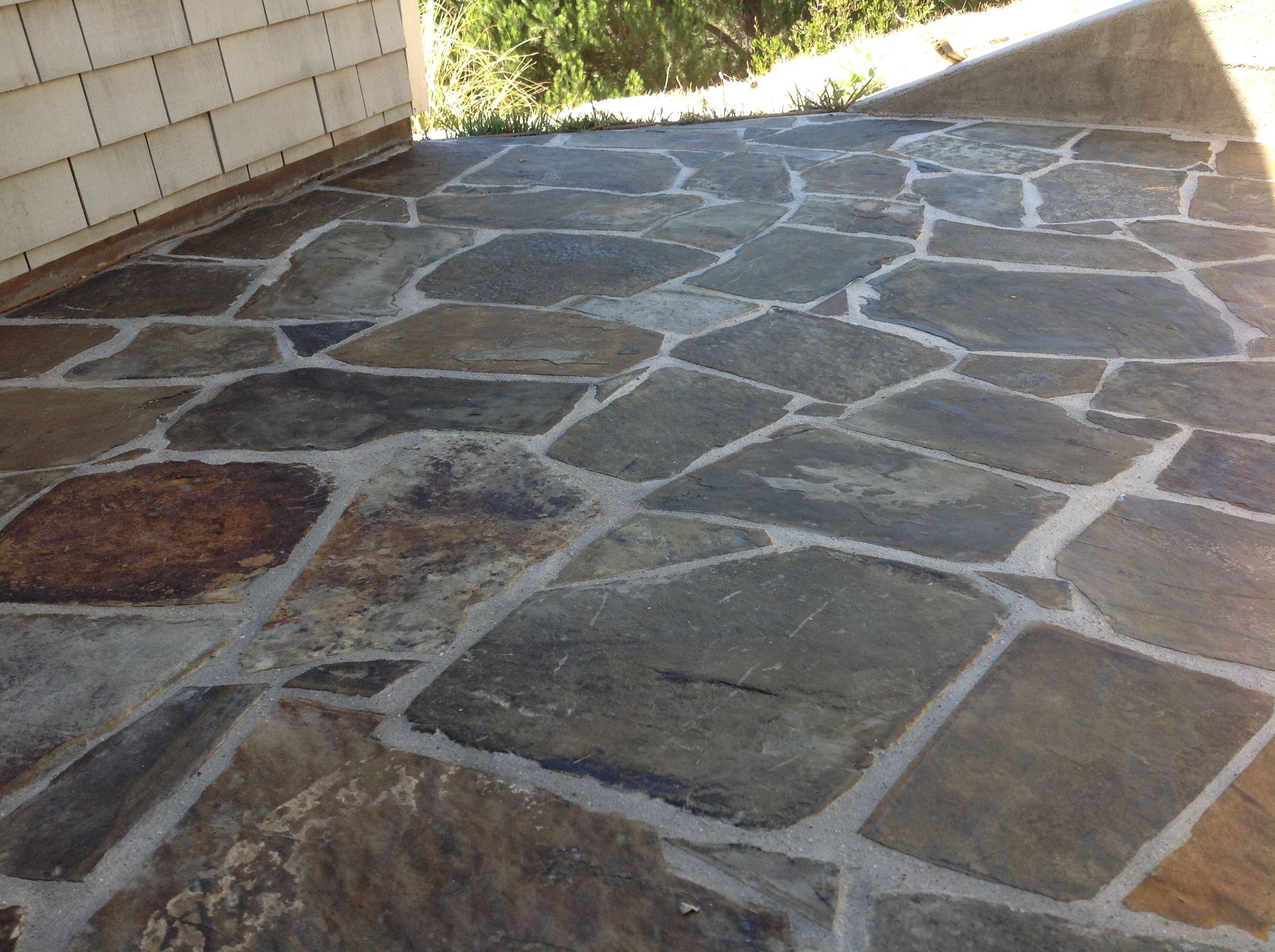 Slate Tile Driving You Crazy? California Tile