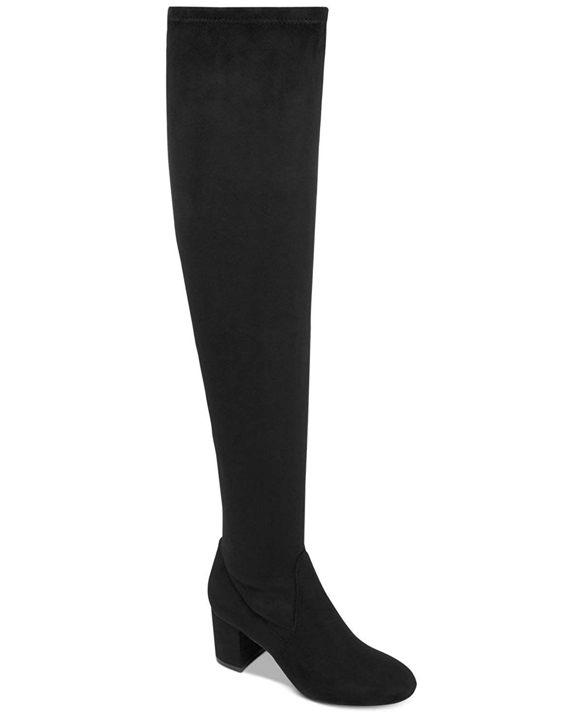 789bac72517 INC International Concepts Womens Rikkie Over-The-Knee Boots Black 7M --  Very