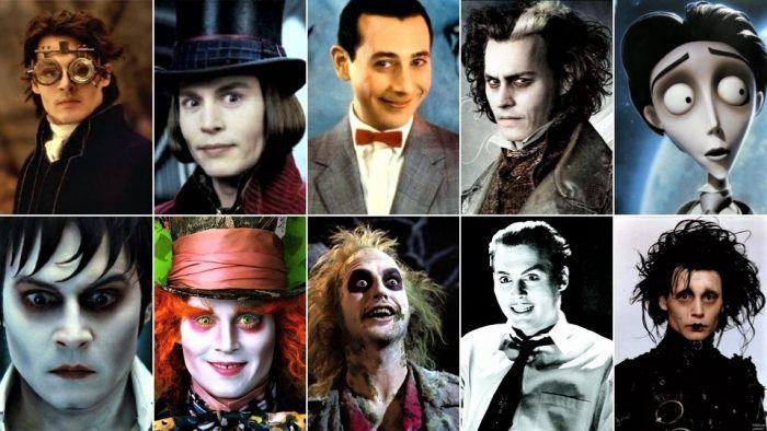 Johnny Depp Filmleri Ile Ilgili Görsel Sonucu çizimler Tim