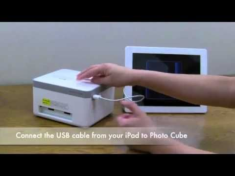 iPhone, iPad & Android Photo Cube Printer. http://www.frontgate.com/iphone-photo-cube-printer/gifts/top-gifts/540249