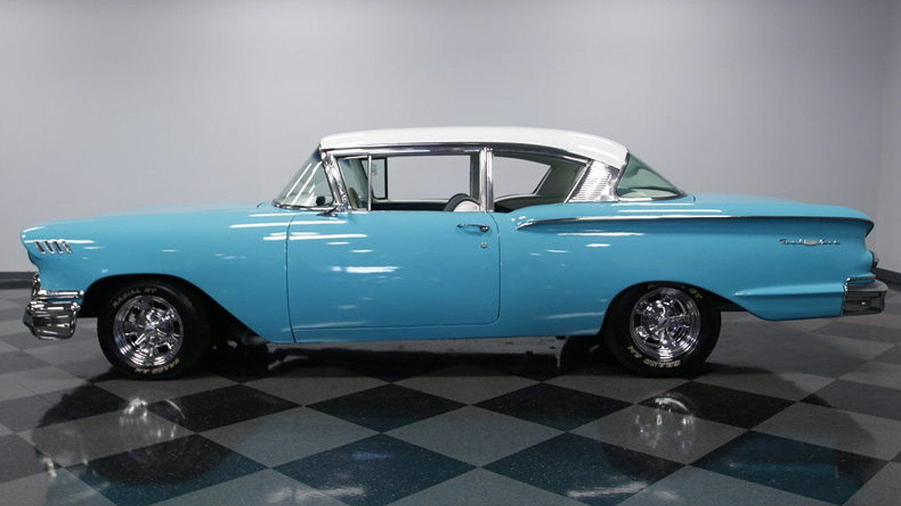 1958 Chevrolet Bel Air for sale near Concord, North Carolina 28027 ...