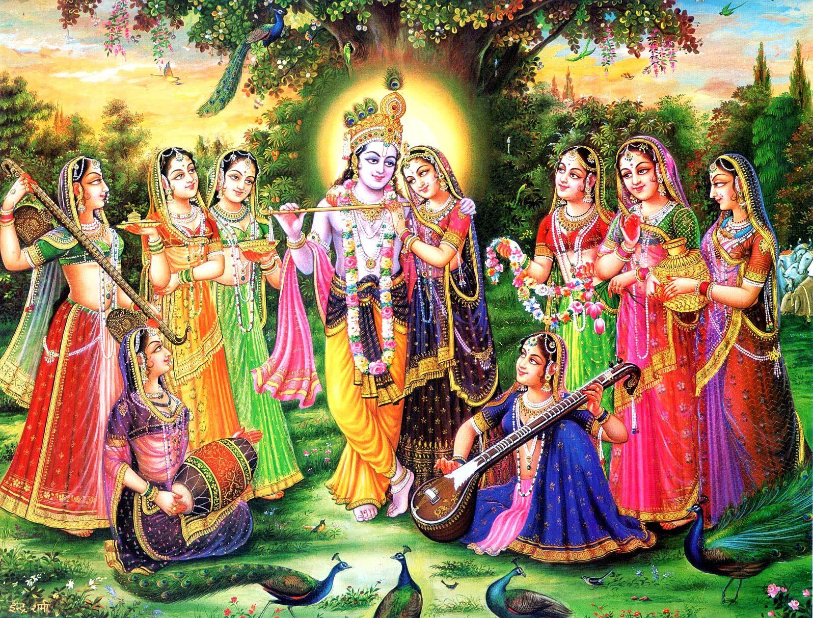Wallpaper download bhakti - Free Download Lord Krishna Wallpapers