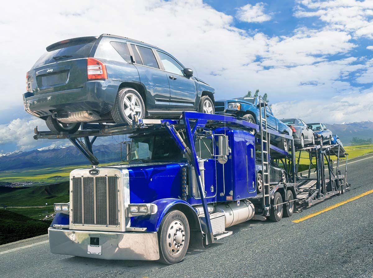 Pin on Car Shipping Services Florida, California