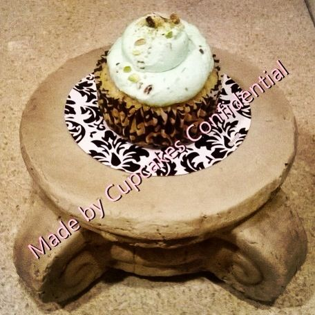 Today's Cupcake: Tres Nut Cupcake with Tres Nut Whipped Cream #almond #pistachio #cashew #cupcake #whipped #cream #frosting #baking #bakery #cupcakery #cupcakeart #disabled #donationsaccepted #online #edibleart #fromscratch #givingback #gratitude #help #heroes #homemade #helpaveteran #inneed #military #nonprofit #order #now #thankful #unsungheroes #veterans