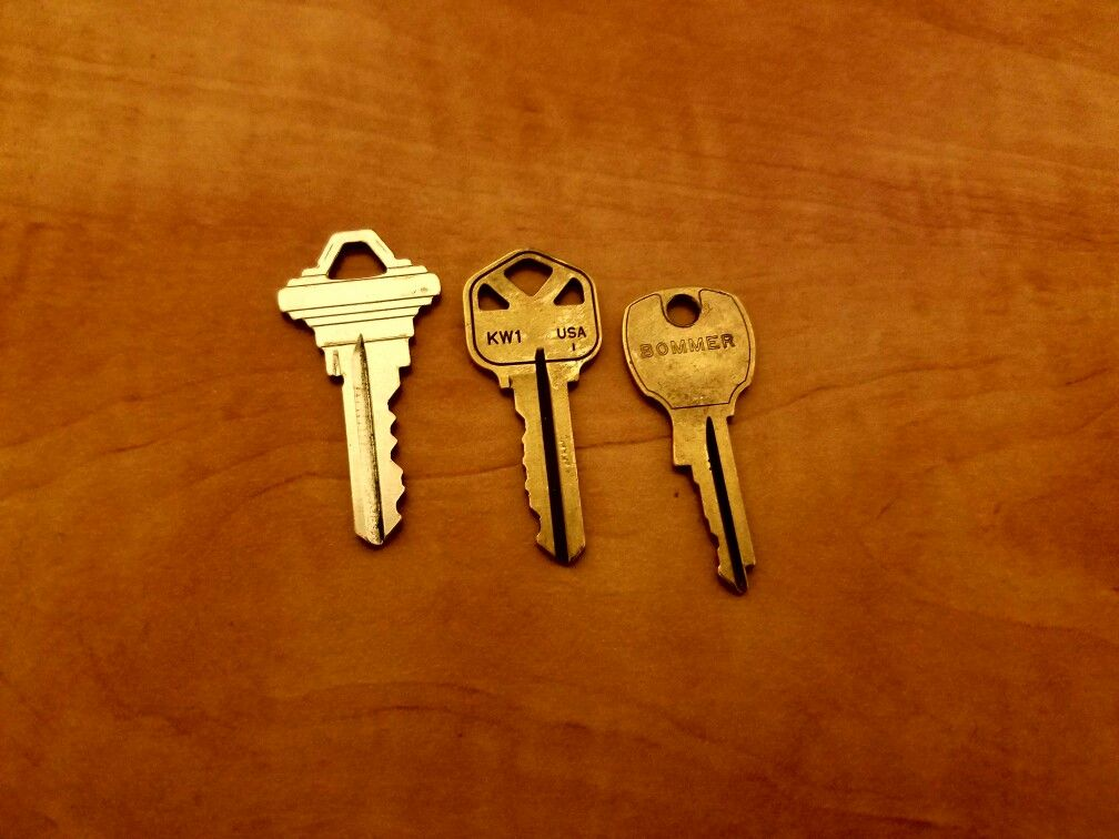 The Three Keys To My First Apartment On 16th Street In Downtown