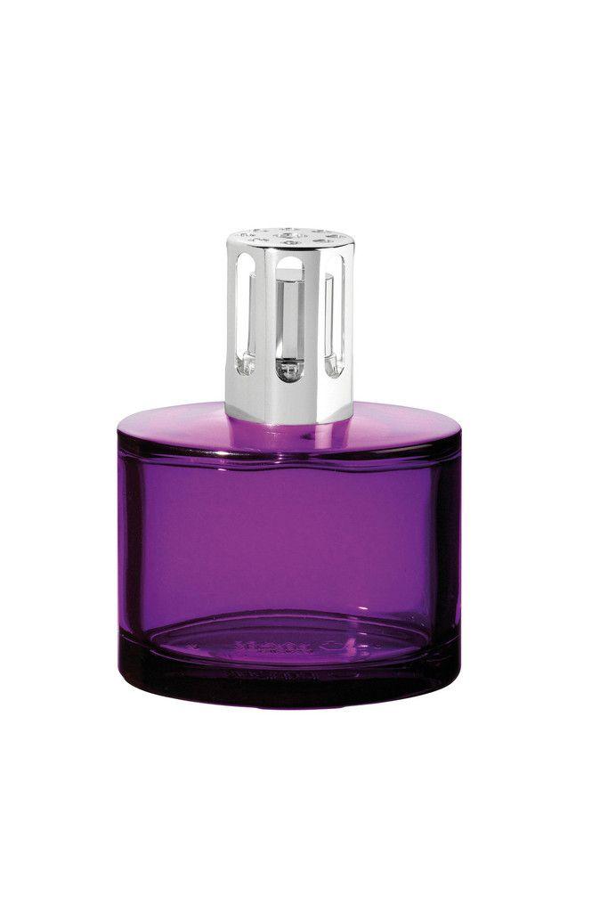 Lampe Berger  Coffret Set Ovalie Violette Bottle
