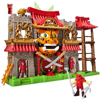 Fisher Price Imaginext Samurai Castle