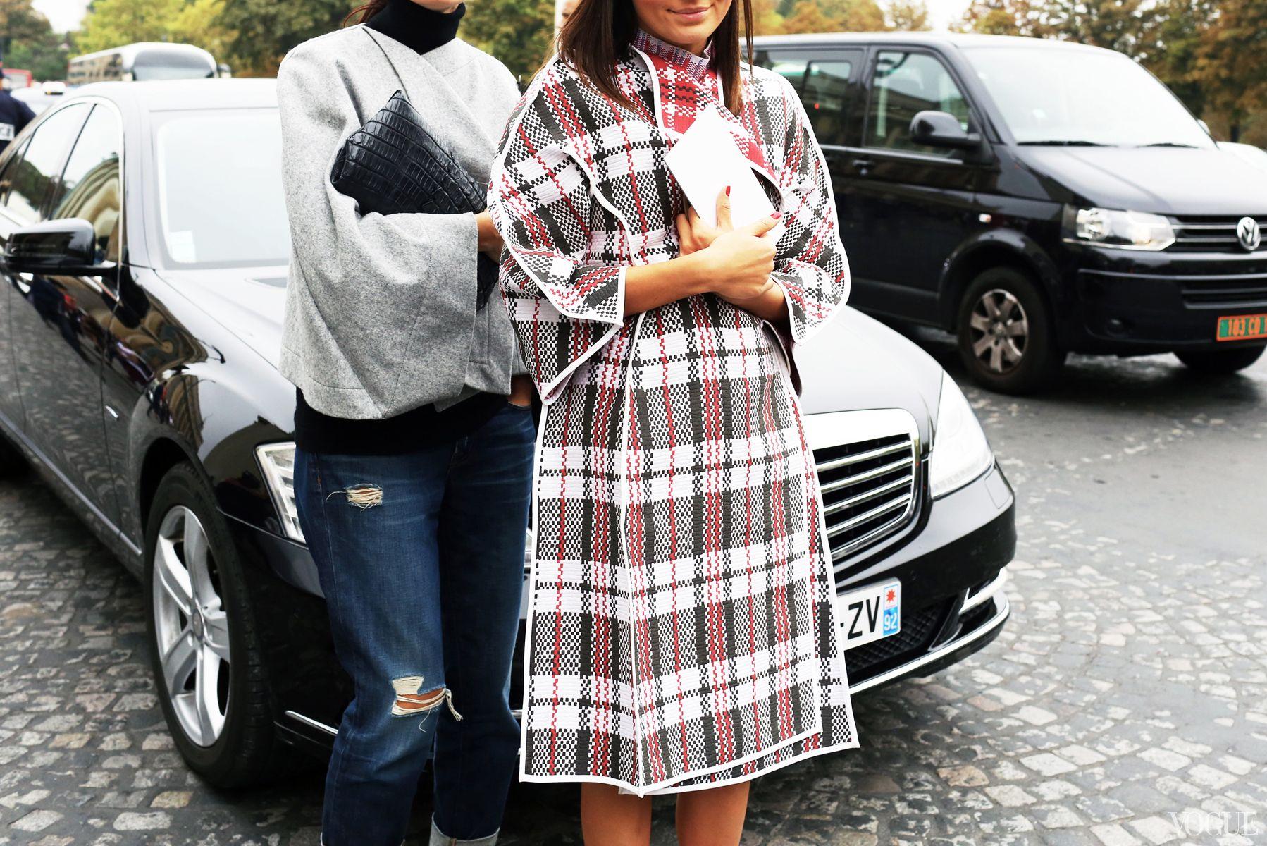 Céline top and coat