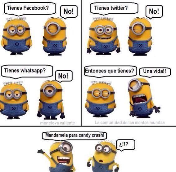 Minions Chiste Humor De Minions Chistes De Los Minion Chistes