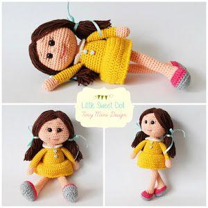 Amigurumi,örgü oyuncak,amigurumi bebek yapılışı,amigurumi doll pattern,free pattern doll,crochet,crochet doll pattern,handmade doll,handmade toys,tiny mini design,el yapımı oyuncak,organik oyuncak,kendin yap oyuncak,dıy oyuncak #amigurumi