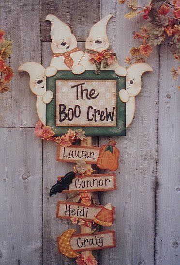 Over 40 of the BEST Homemade Halloween Decorating