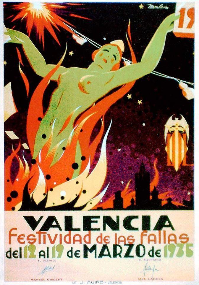 Festival of the Fallas, Valencia Manuel Monleon