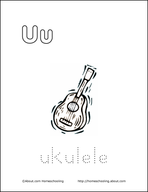 1000+ images about LETTER U on Pinterest   Coloring books, Letter ...
