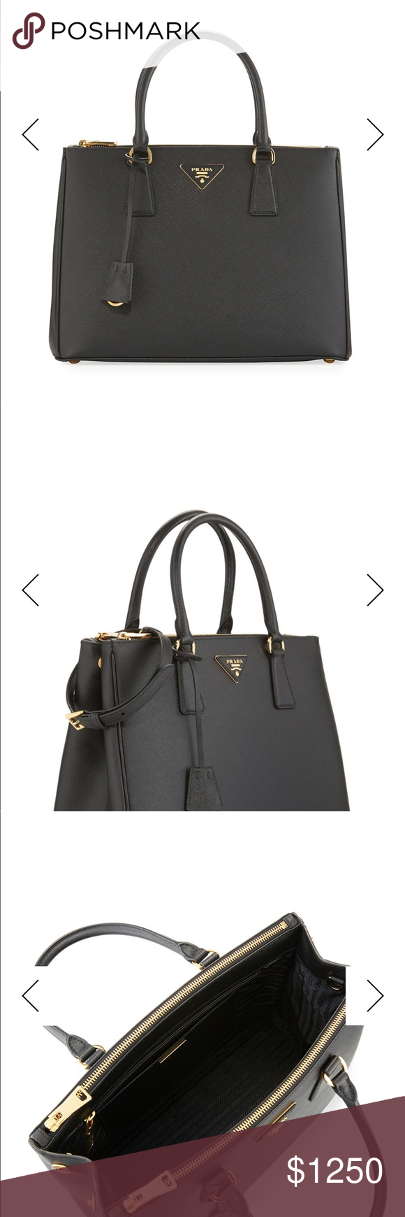 f1a766168268 Prada Galleria Medium Saffiano Tote Bag Ex wife used for maybe 2 months. No  imperfections at all