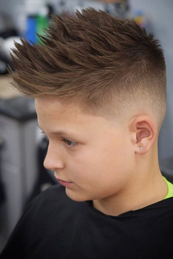 60+ Trendiest Boys Haircuts And Hairstyles   MensHaircuts.com Gallery