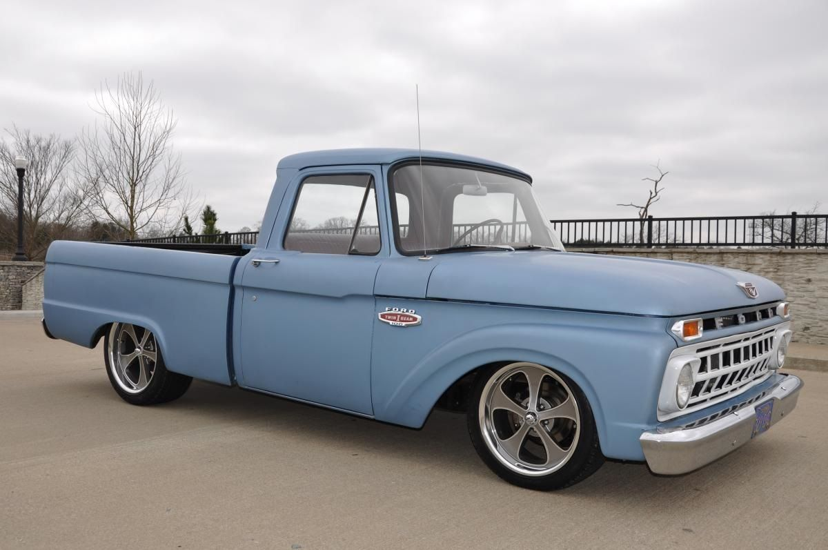 Affordable Classic 1964 Ford F100 For Sale Today You Can Get Great ...