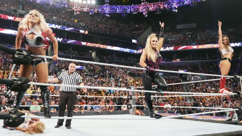 Photos: Nikki Bella's return to the ring | Nikki bella photos ...